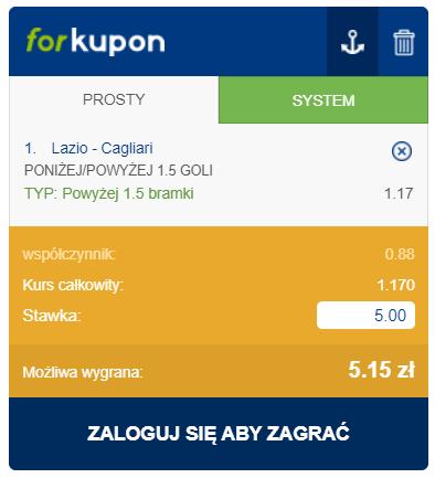 forKupon na forBet