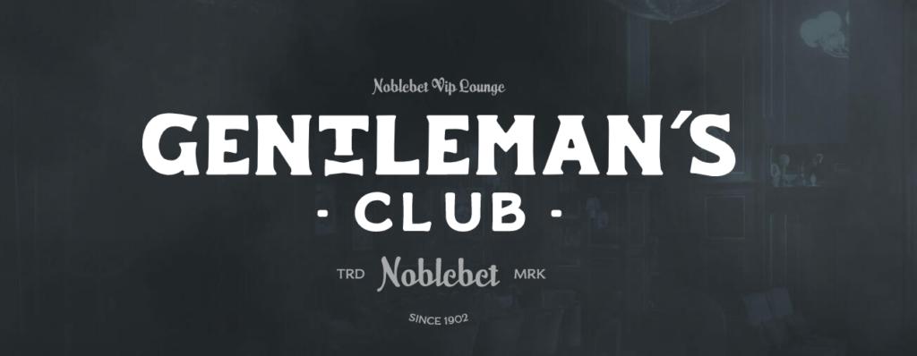 Klub dżentelmenów w Noblebet
